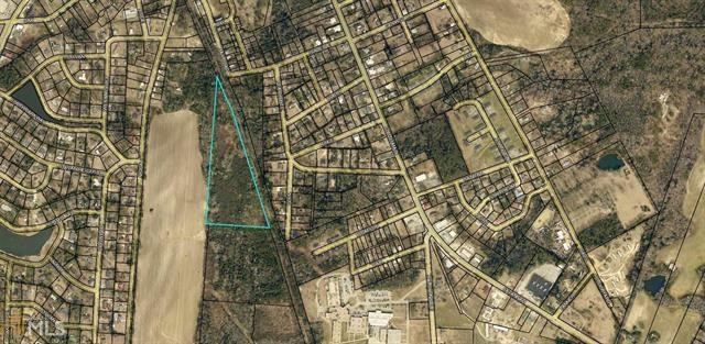 26.21 Acres of Residential/Commercial Potential Sylvania, GA