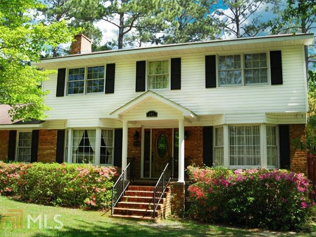 4BD, 2.5BA Home in Quiet Sylvania, GA Subdivision