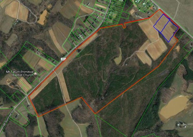 Ideal Solar Farm or Subdivision In Pittsylvania County VA
