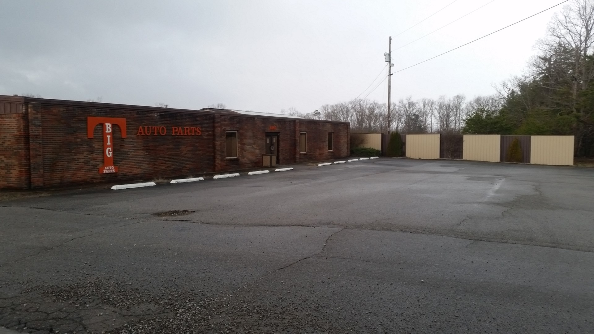 Commercial property Crossville TN