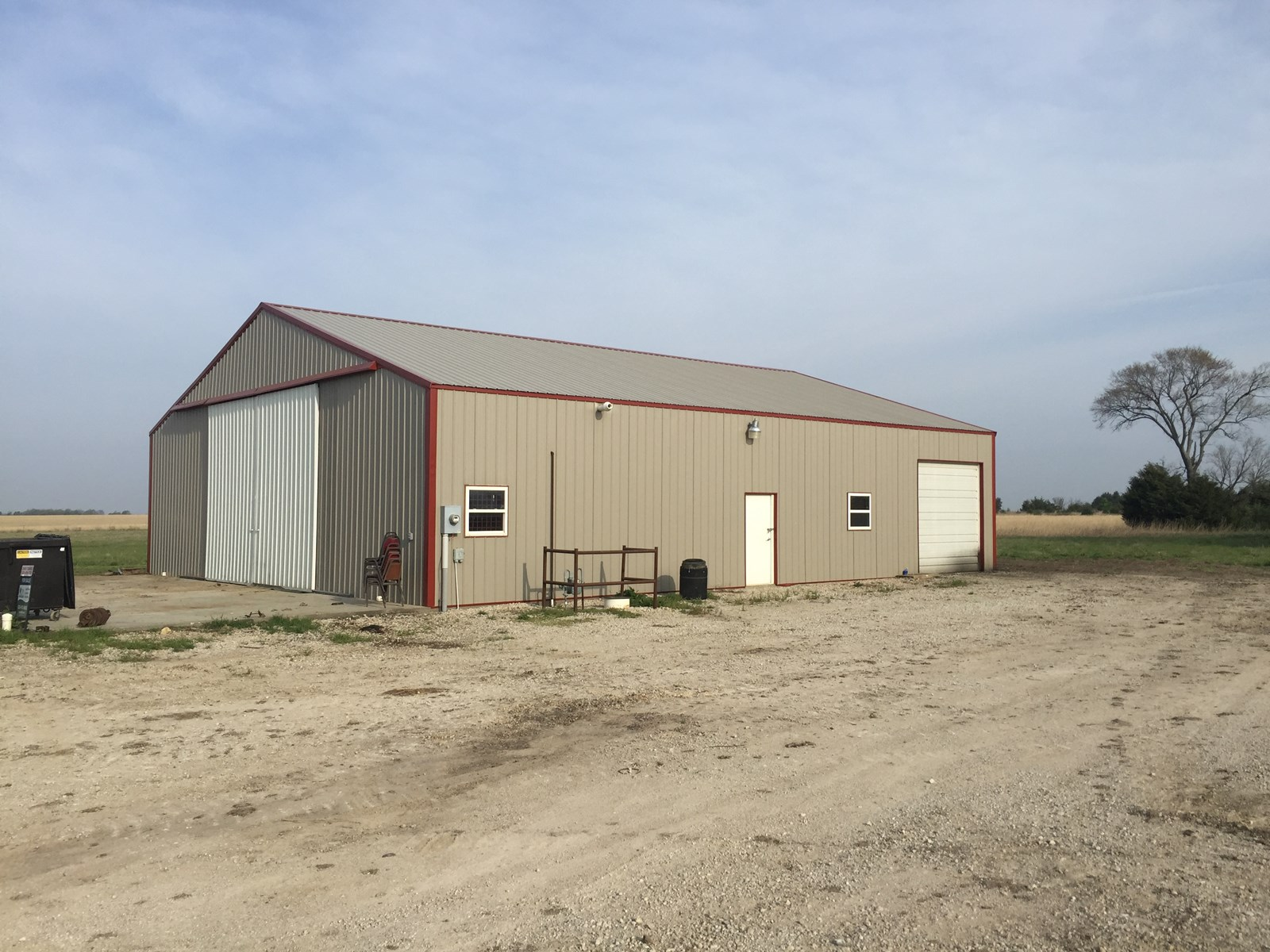 Commercial Building & Lot for Sale in Yates Center, Kansas