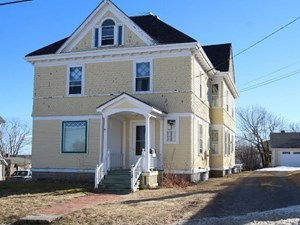 MAINE HOME FOR SALE IN LUBEC