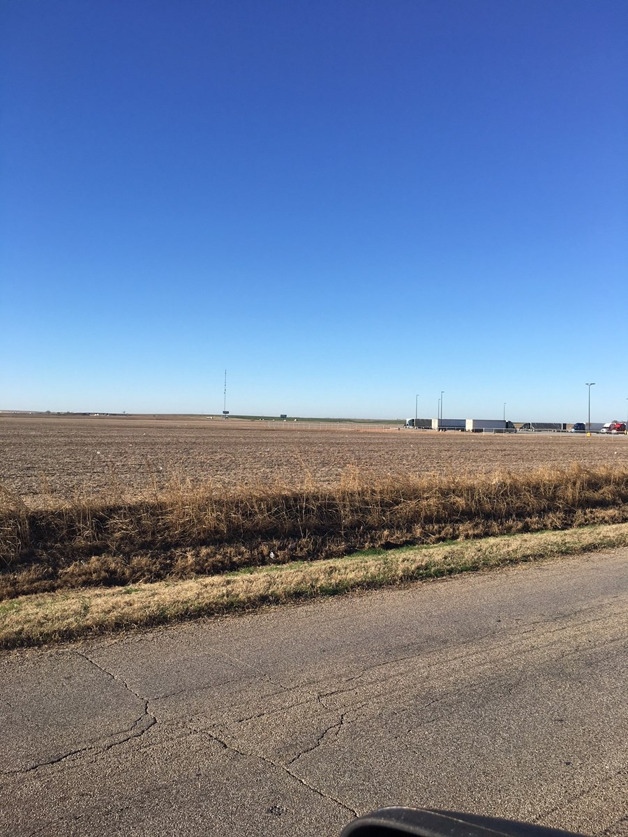 Land for Sale North Central Oklahoma I-35 Access Commercial