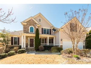 CRAFTSMAN STYLE EXECUTIVE HOME FOR SALE IN CANTON GEORGIA