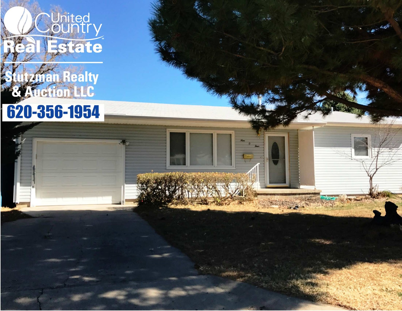 AFFORDABLE MOVE-IN READY HOME FOR SALE IN ULYSSES, KANSAS