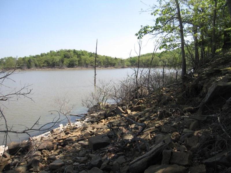 13 WATERFRONT ACRES ON LAKE EUFAULA FOR SALE