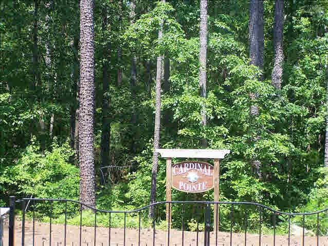 BEAUTIFUL LAKEFRONT LOT FOR SALE ON LAKE MONTICELLO SC.
