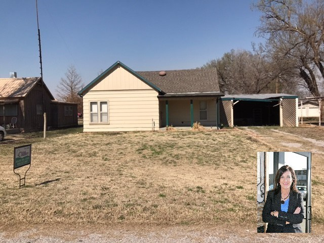 Home for Sale Aline, OK  (Alfalfa County)