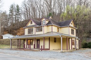 CULLOWHEE RIVER PROPERTY