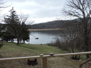 AR TABLE ROCK LAKE HOME, CABIN, BOAT DOCK AND ACREAGE!