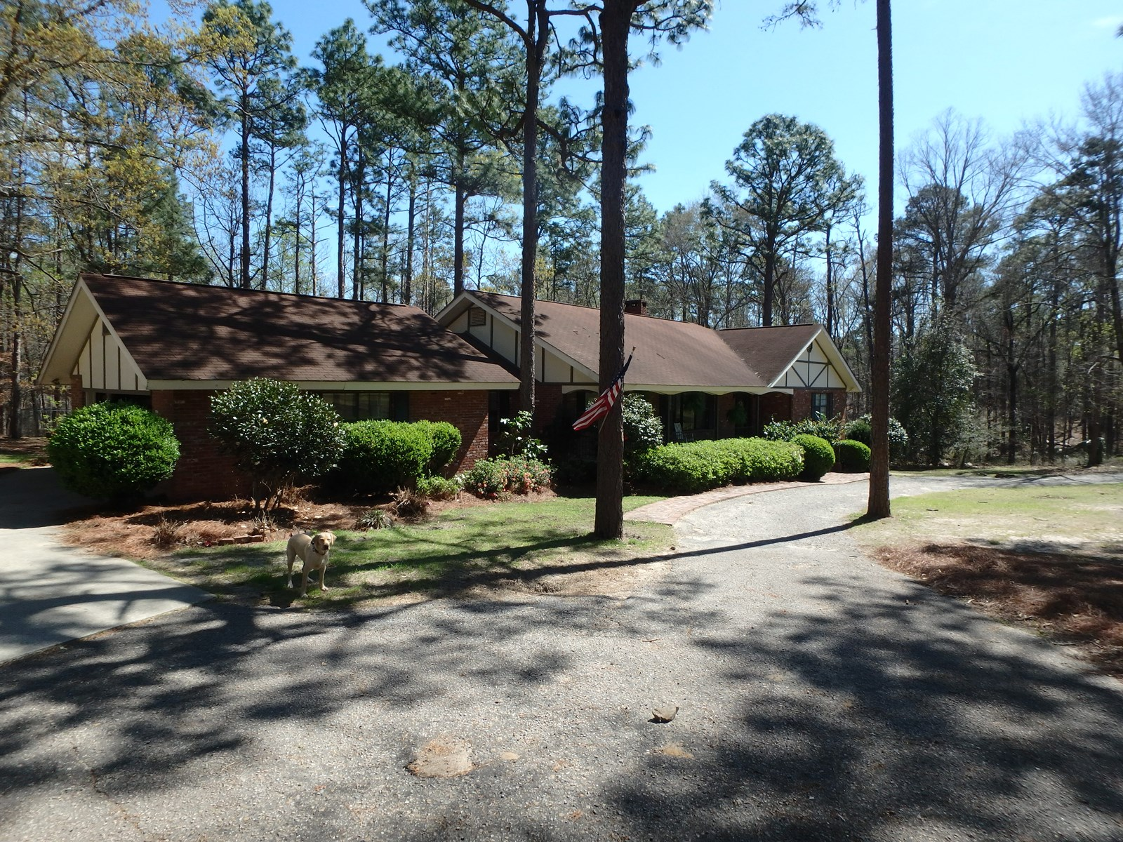 Residential Home on 3.66 Acres in Eufaula, Alabama