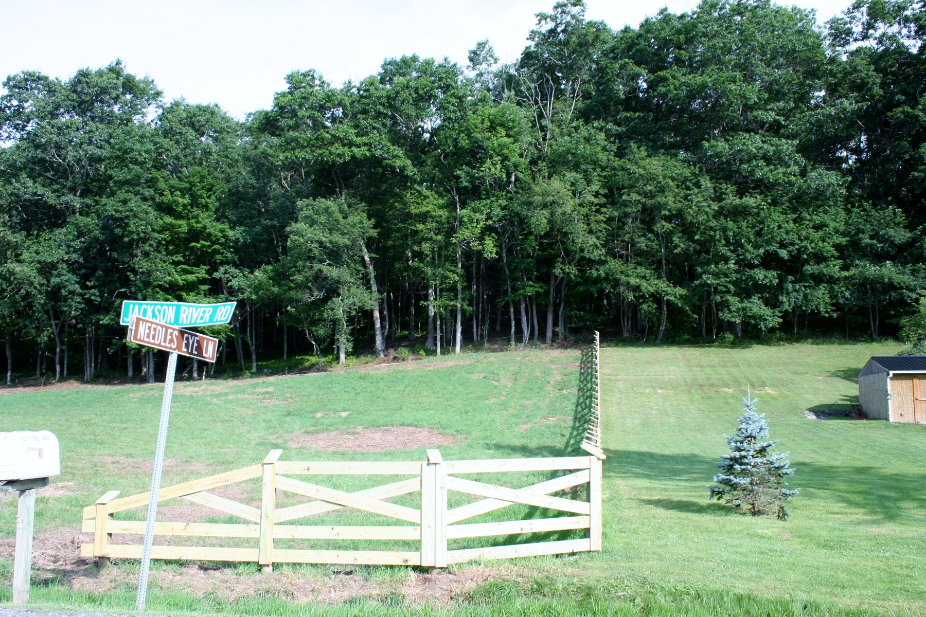 Lot 2 in Low Hills Subdivision