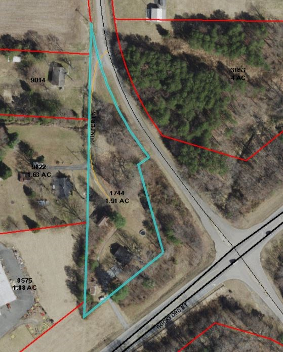 Potential Commercial Land in Mount Airy North Carolina