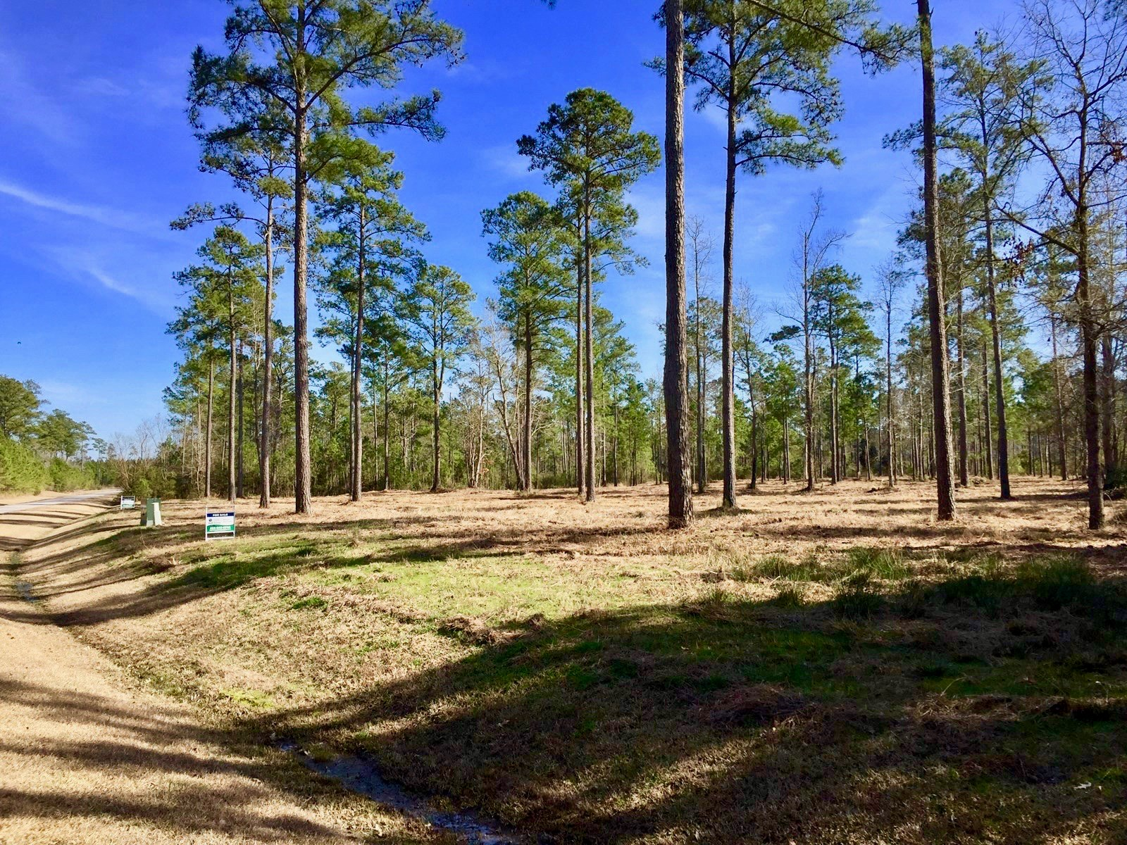 Water Access Lot For Sale in Beaufort County, NC