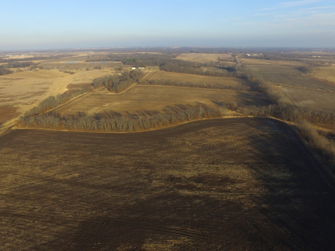 Jefferson County IA Farm/Recreational Land For Sale