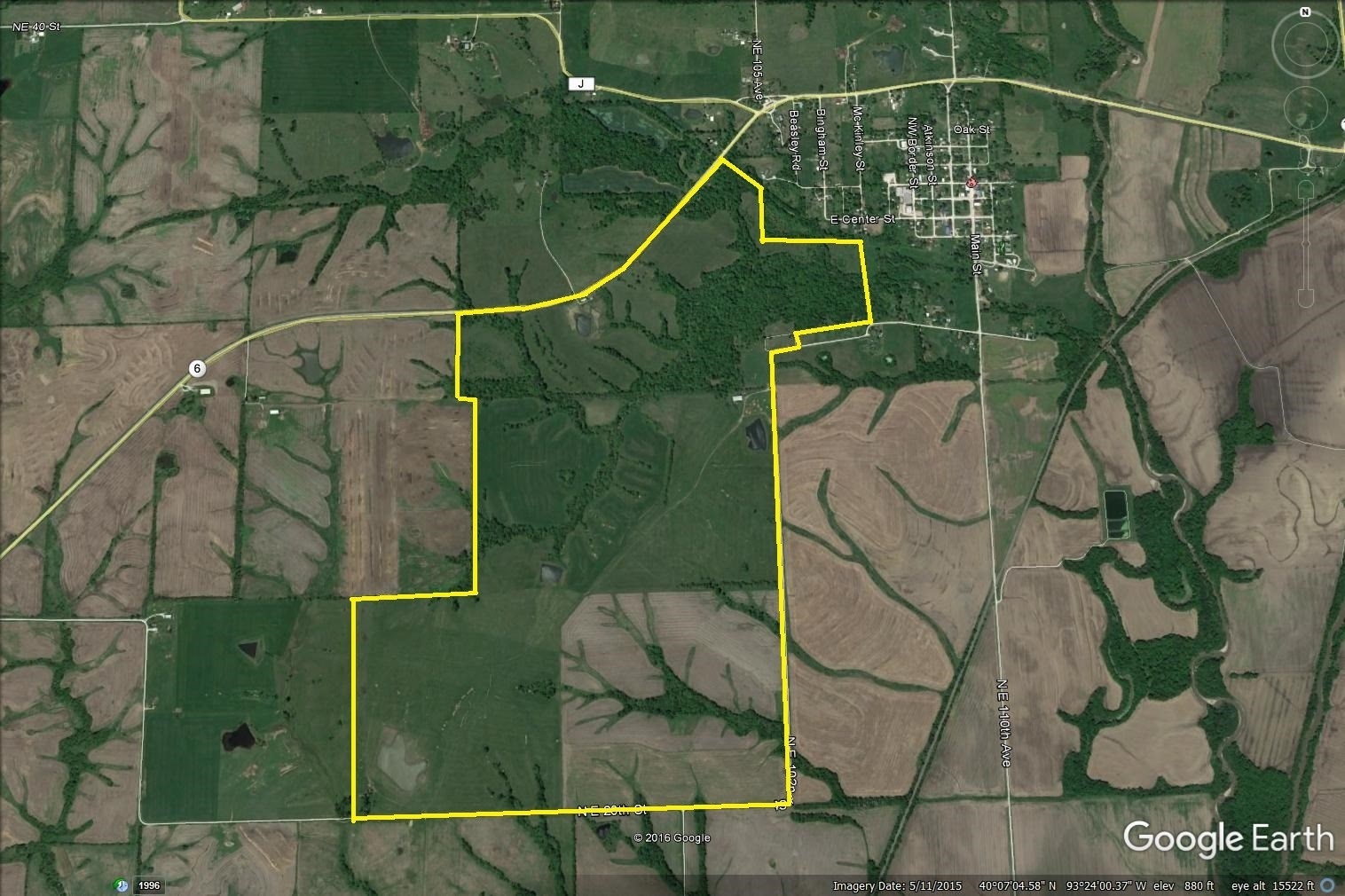 NORTHERN MO HUNTING LEASE AUCTION GRUNDY CO MO, ONLINE ONLY