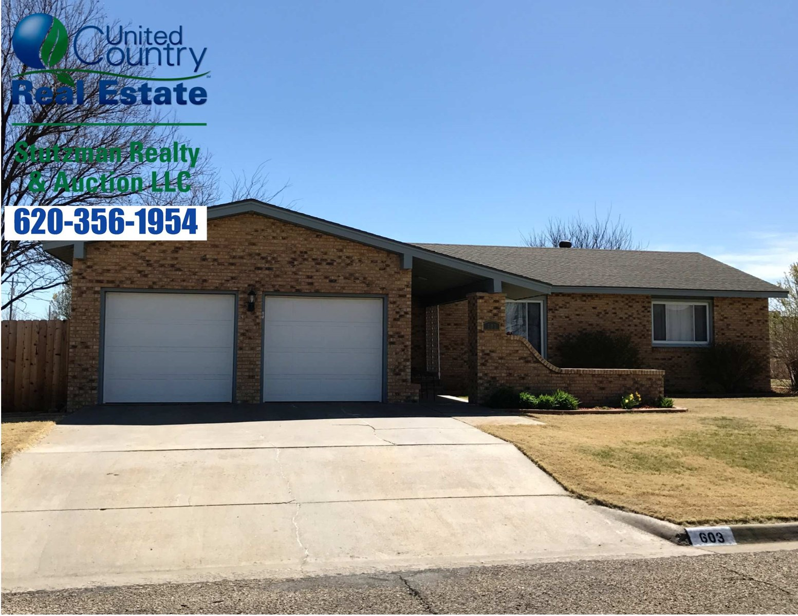 UPDATED FOUR BEDROOM HOME FOR SALE IN ULYSSES, KANSAS