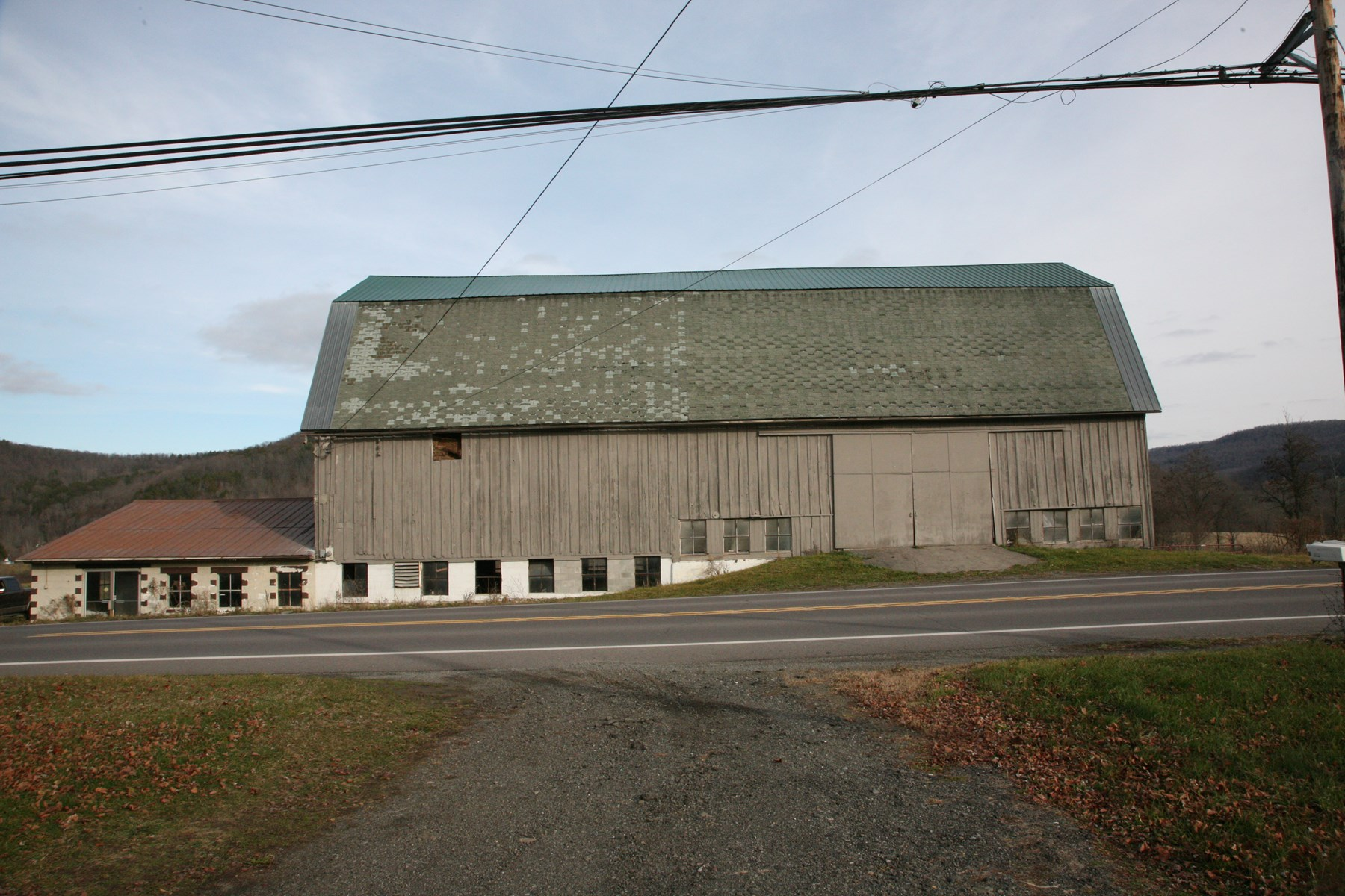 FAMILY FARM: BRADFORD COUNTY, PA - 114 ACRE GENERAL FARM