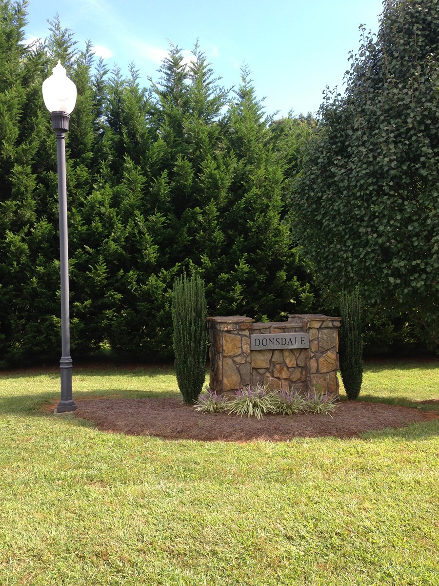 Statesville, NC - Building lot in high end subdivision