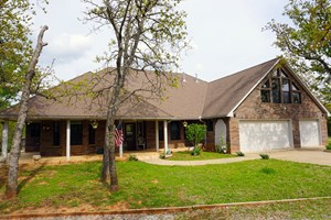 OKLAHOMA LUXURY COUNTRY RETREAT HOME FOR SALE