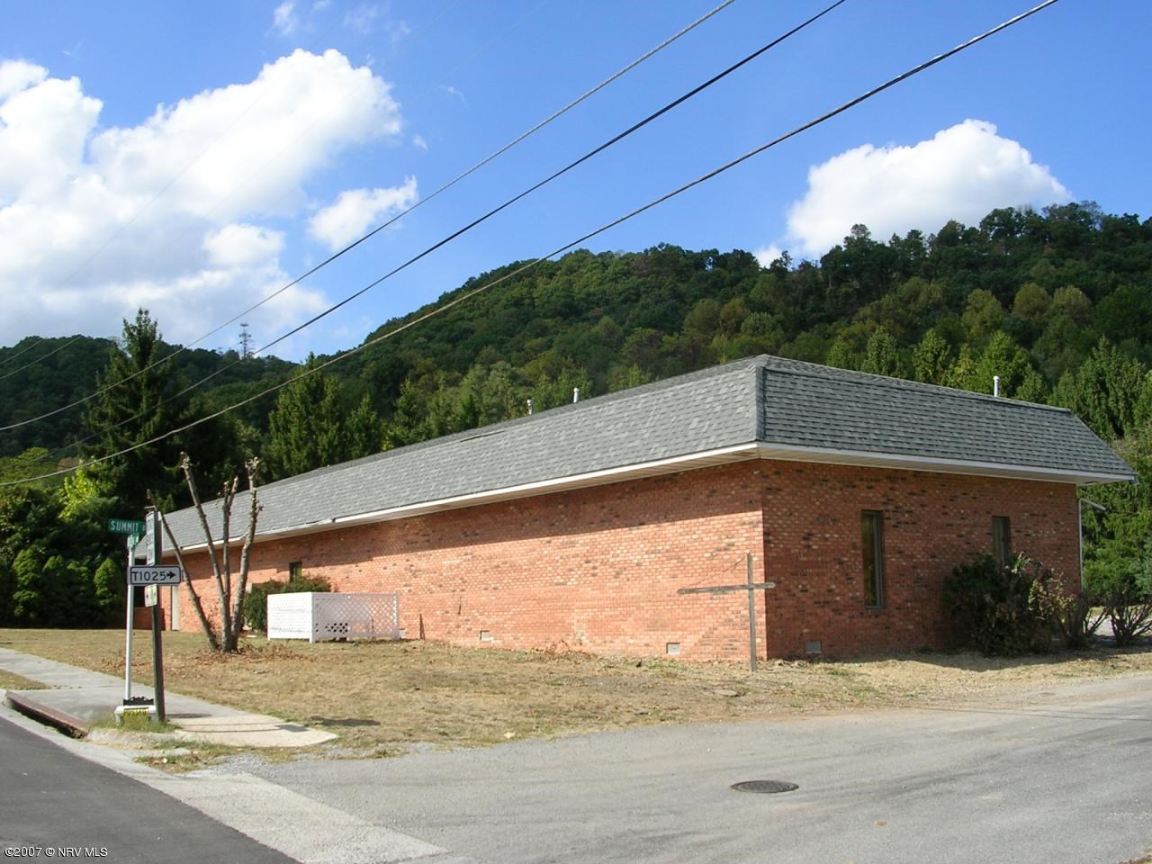 Medical Clinic Building for Sale in Rich Creek VA!
