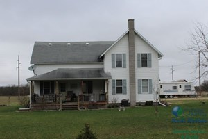 10 ACRE HOBBY FARM IN MONROE COUNTY WITH 4 BEDROOM HOME