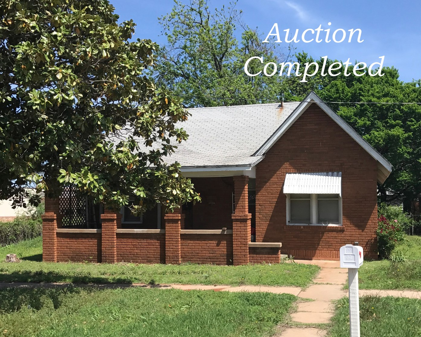 Home for Sale, Clinton, OK 115 S 11th