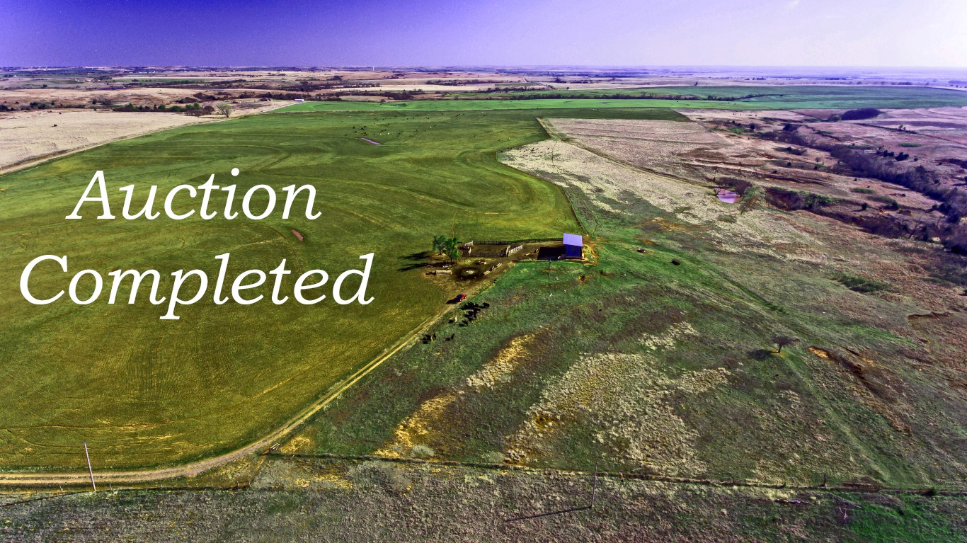 Oklahoma Land for Sale - Hunting, Farming, Ranching - Custer