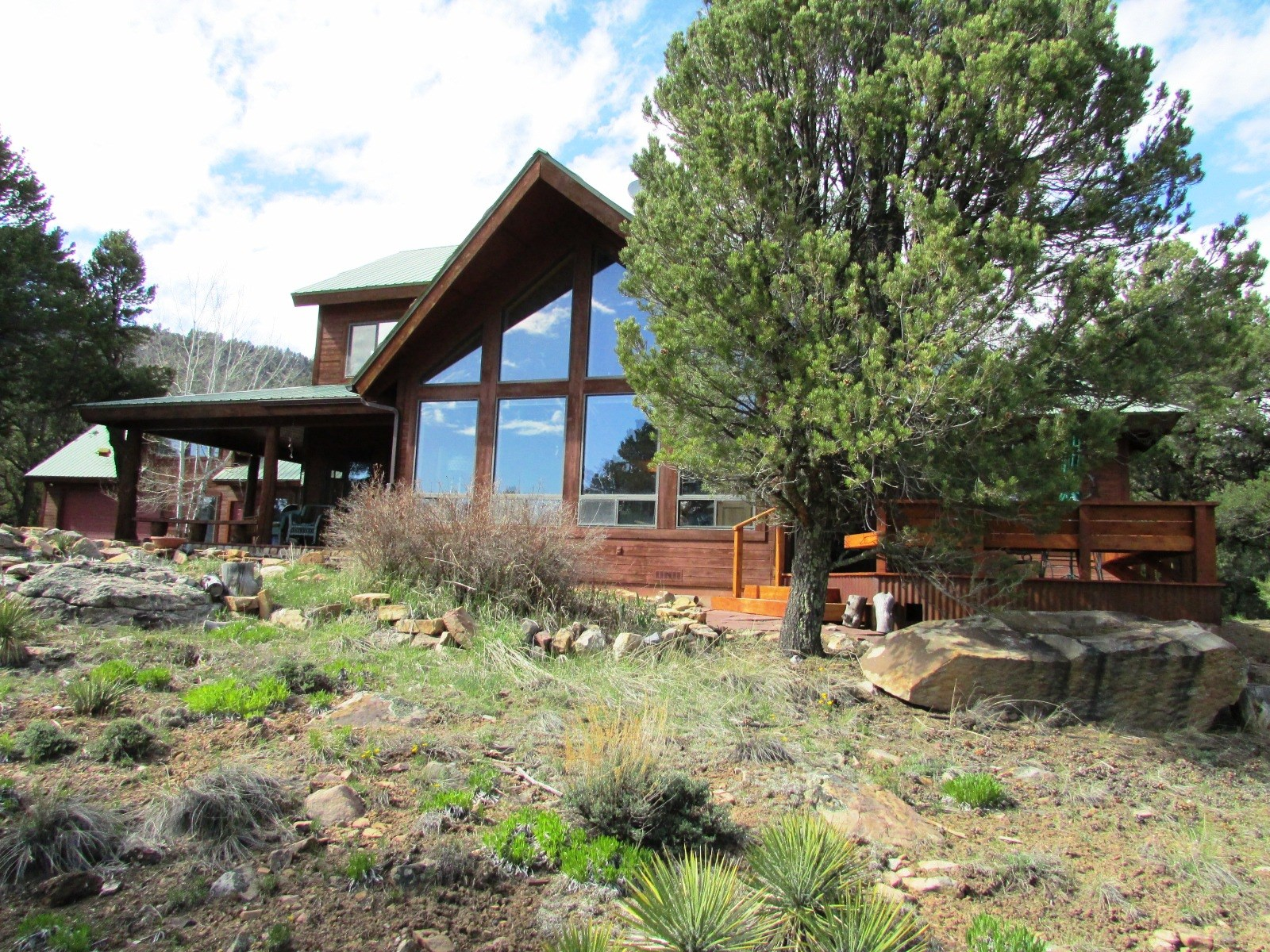 CO Mountain Recreational Home For Sale Ridgway