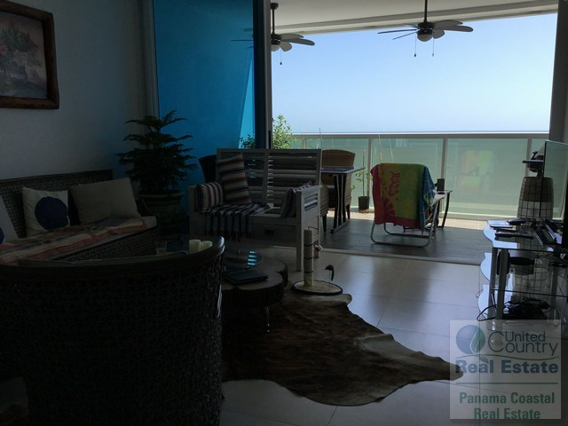 Gorgona Beachfront Condo for Sale in PANAMA