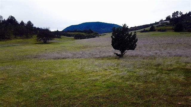 Lot for Sale in Hornbrook in Northern CA, Siskiyou County