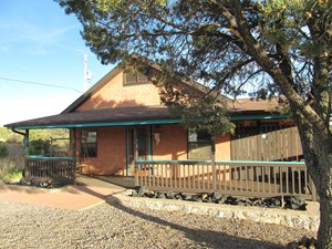 PRIVATE COUNTRY HOME FOR SALE SILVER CITY NM