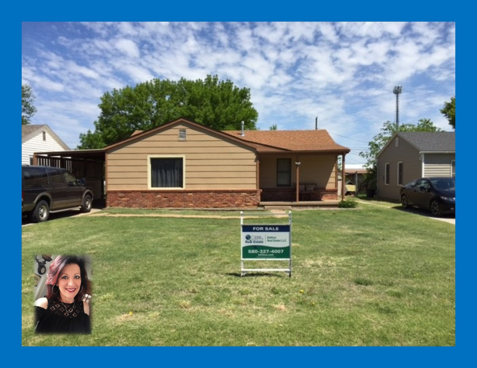 Homes For Sale Alva, OK  Woods County