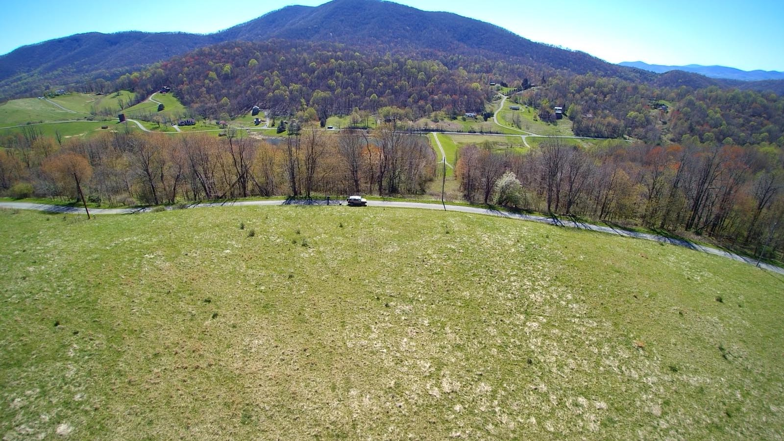Land with Views in Blue Ridge Mountains