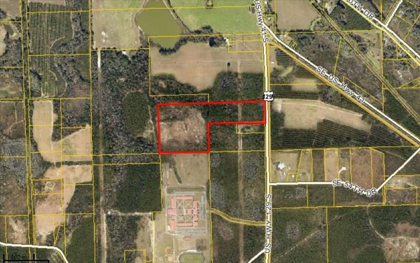 Land in Jasper, FL
