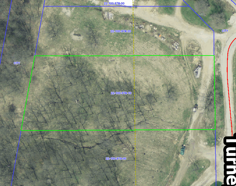 Scenic Buildable Lot Overlooking Galena