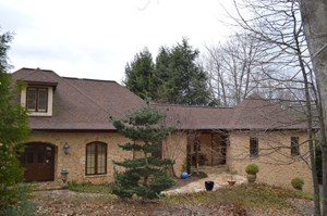 ELEGANT FRENCH PROVINCIAL HOME IN HIGH MEADOWS ESTATES