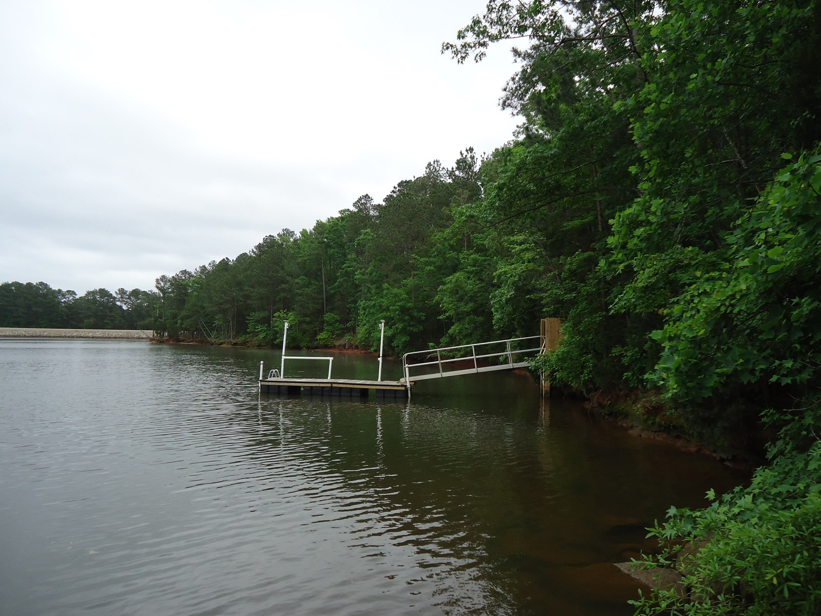 BEAUTIFUL LEVEL 2.2 ACRES FOR SALE ON LAKE MONTICELLO