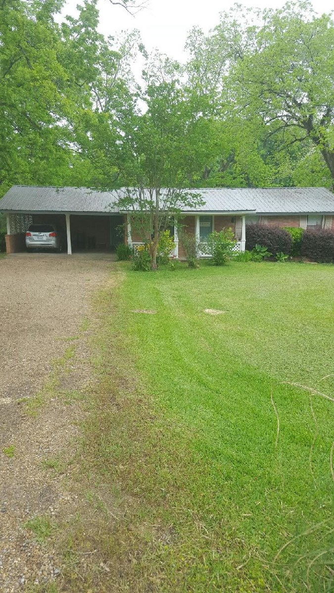 Ranch Style Home for Sale Jefferson County Union Church MS