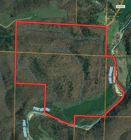 Timber / Hunting Property For Sale In Missouri Ozarks