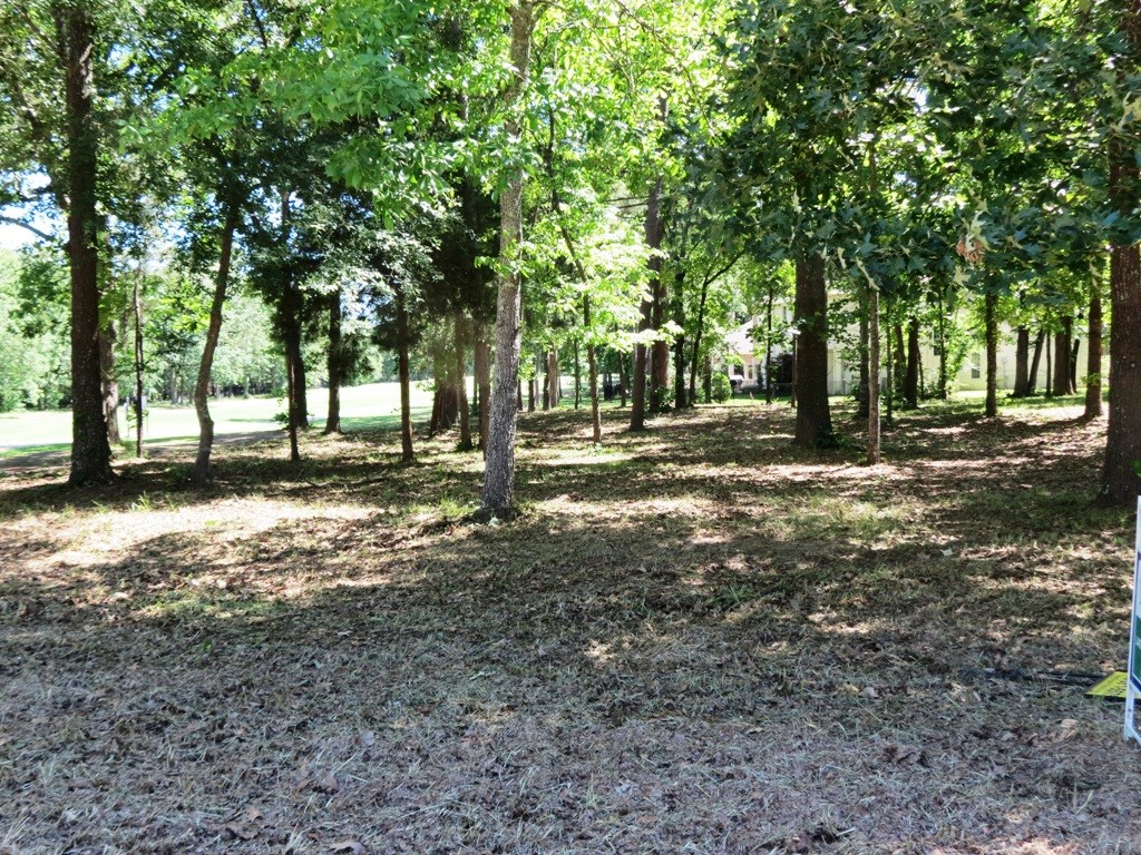 BEAUTIFUL WOODED GOLF COURSE LOT AT EAGLES BLUFF BULLARD TX