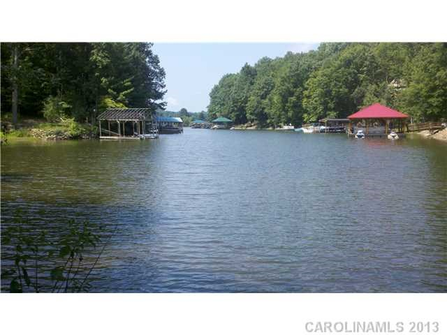 Over 46 Acres Wooded Waterfront Land For Sale Lake Norman NC