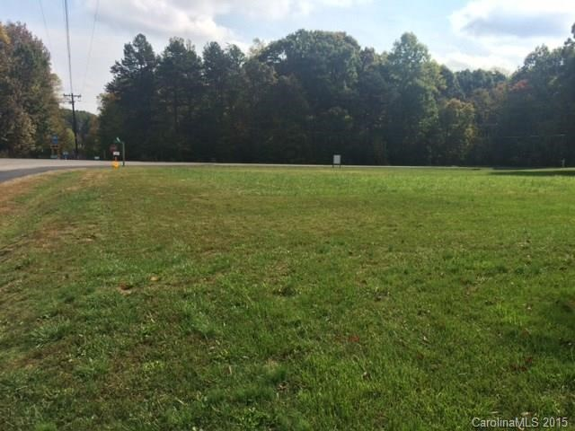 Commercial Corner Lot For Sale Troutman NC