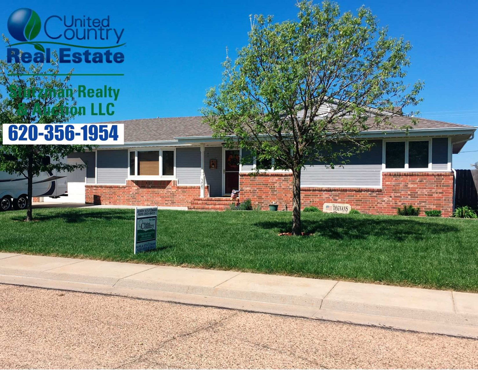 BEAUTIFUL SPACIOUS HOME FOR SALE IN ULYSSES, KANSAS