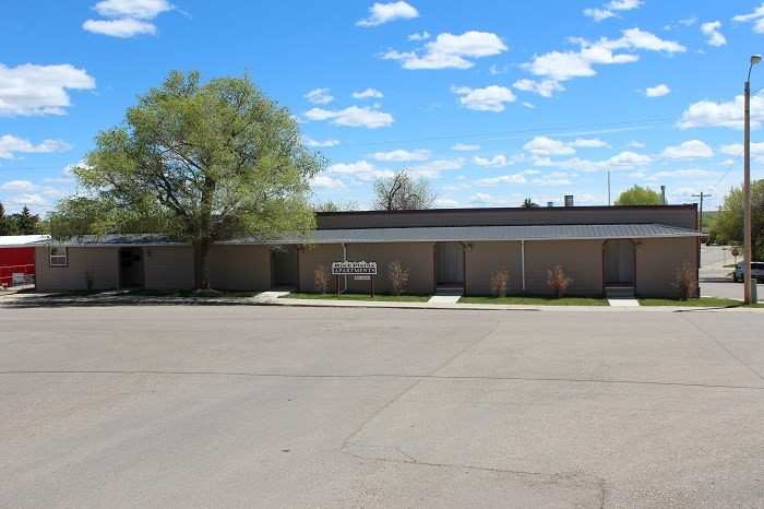 SHELBY MT APARTMENT BUILDING INVESTMENT INCOME COMMERCIAL