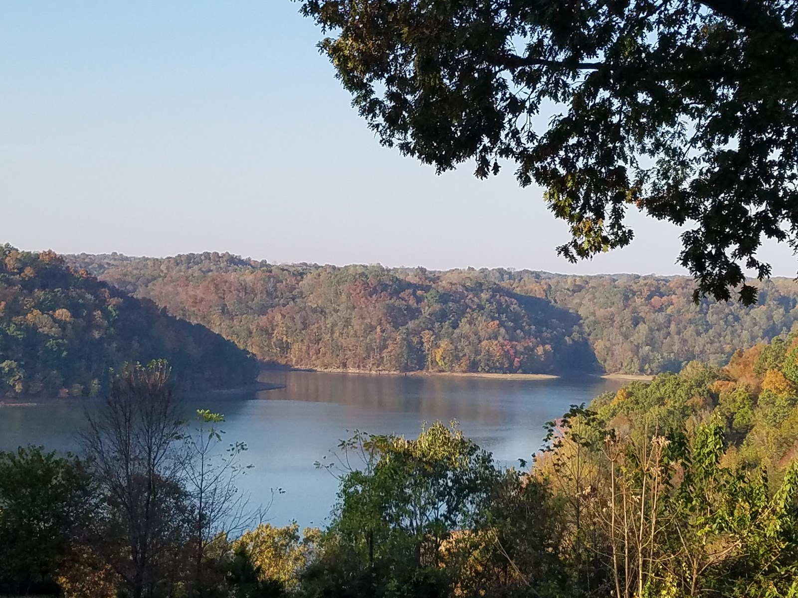 Home for sale with lake views, Albany, Kentucky