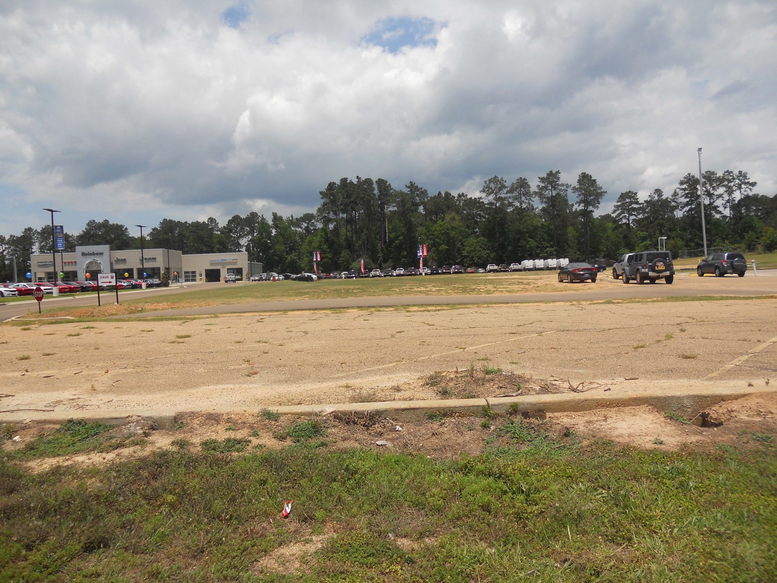 Prime Location Commercial Lot for Sale McComb, MS Near I-55