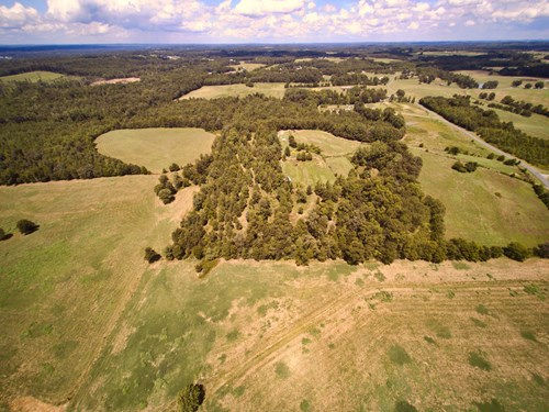 Large Acreage For Sale In Cabarrus County NC 54 Acres