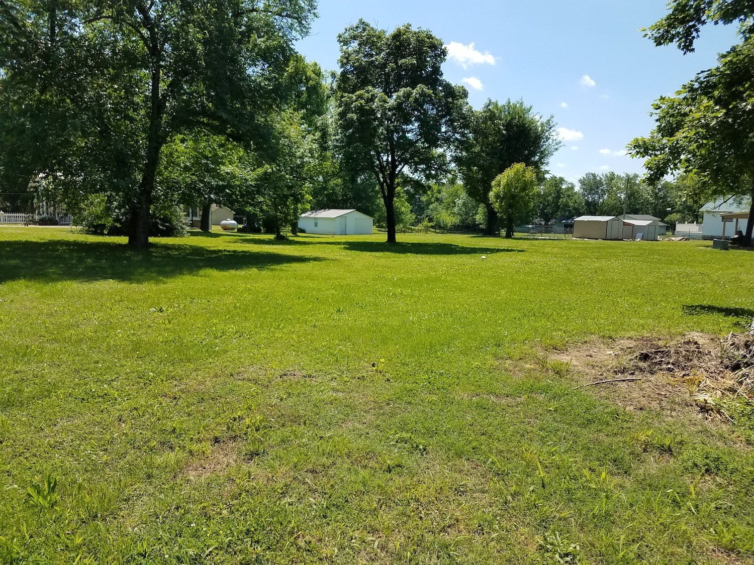 Lot in Town For Sale