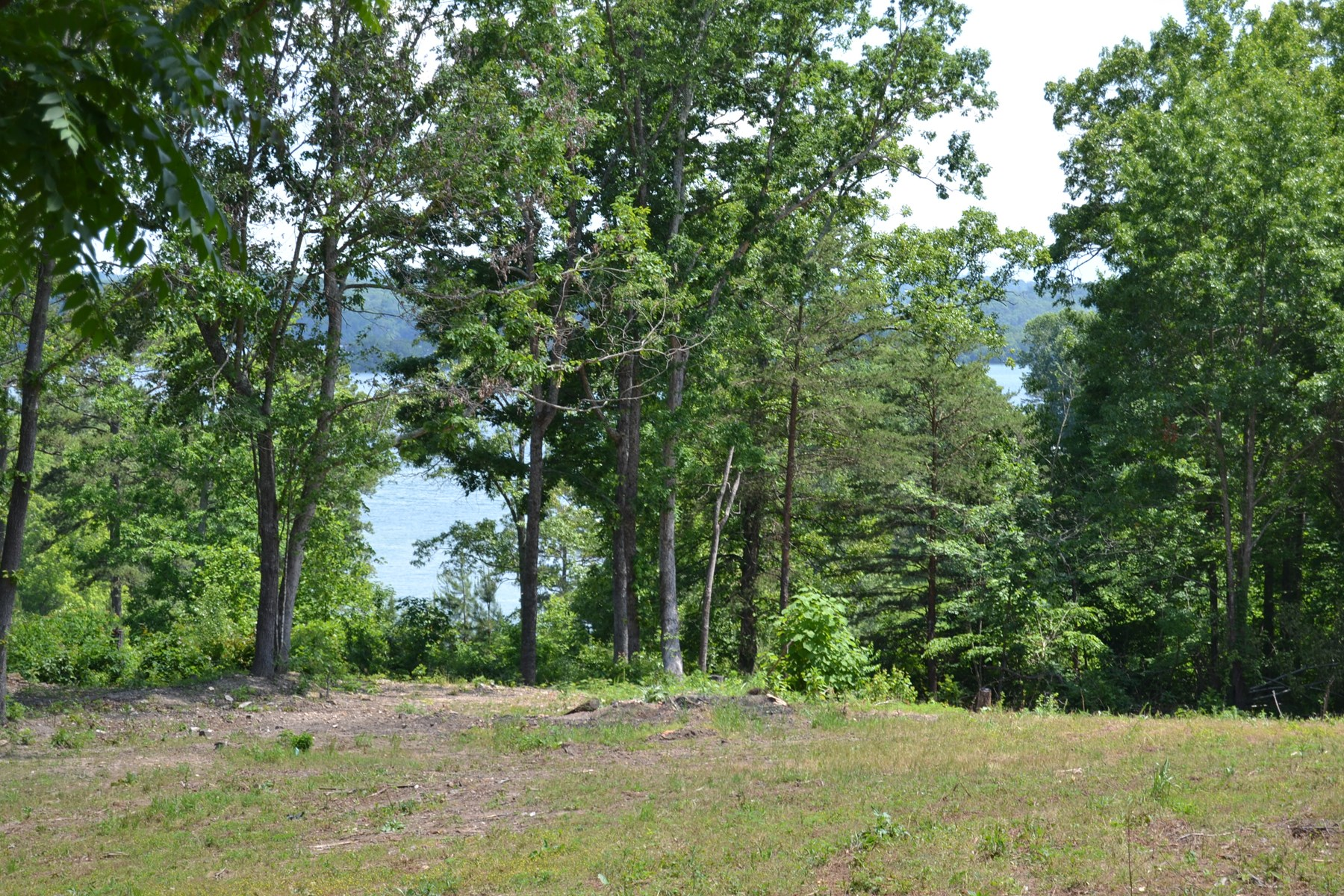 Unrestricted Lake View Land for Sale in East TN